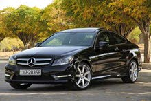 Mercedes Benz C 180 2013 for sale in Amman