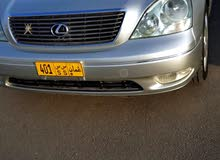 0 km mileage Lexus LS for sale