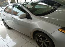 Toyota Corolla made in 2017 for sale