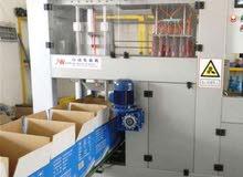 جميع انواع الماكينات وخطوط الإنتاج المستعمله بنصف
