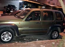 +200,000 km Jeep Cherokee 2004 for sale