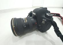 6D Mark II body.. 475 r.o    + Tokina lens 11-16mm