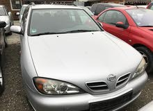 Manual Silver Nissan 2004 for sale