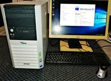 كمبيوتر مكتبي يصلح للمكاتب او للدراسة
