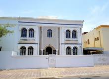 5 Bedrooms rooms and 4 Bathrooms bathrooms Villa for rent in Muscat