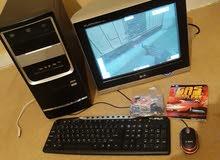 كمبيوتر مكتبي للبيع او التبديل ب هاتف