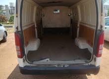 Toyota Hiace in Khartoum
