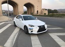 Lexus IS 2016 For sale - White color