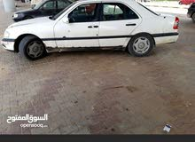 Used condition Mercedes Benz C 180 1995 with +200,000 km mileage
