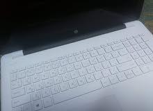 لابتوب HP استعمال مرتان فقط جديد معالج سليرون وندوز 10رام 2 كيكا هارد500