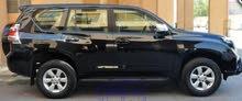 2015 modelTOYOTA PRADO(Under warranty)for sale