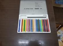 Summer Colour Pencils/Crayons
