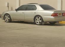 Lexus LS 2000 For sale - Silver color