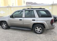 Chevrolet TrailBlazer car for sale 2003 in Amerat city