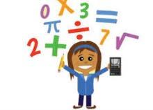 معلمة رياضيات