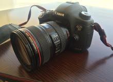 canon 5d mark3 + lens