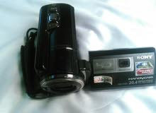 كاميرا فيديو sony hdr-pj600حديثة