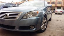 Used condition Toyota Avalon 2008 with 1 - 9,999 km mileage