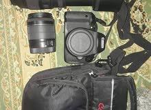 كاميره كانون مستعمل  البيع  700d