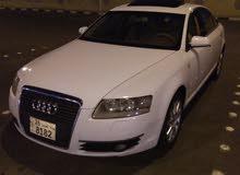 Audi A6 2008 For sale - White color