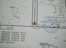 عاجل  للبيع ارض سكنية  ولاية نخل ( منطقة الأبيض )  مربع 9