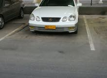 Lexus GS 2000 For sale - White color