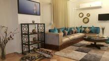 شقة مفروشة للايجار اليومي 1300