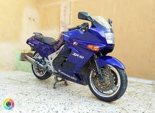 Used Kawasaki motorbike available for sale