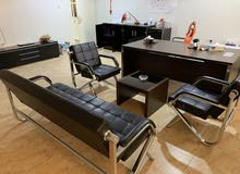 Full set up office furniture luxury