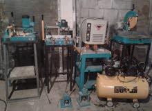 ماكينات بي في سي مصنع متكامل البيع مستعمل استعمل نضيف بل ضمان شركة يلمز التركيه