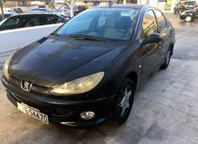 Black Peugeot 206 2009 for sale