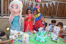تنظيم وأقامة أعياد الميلاد وحفلات الاطفال