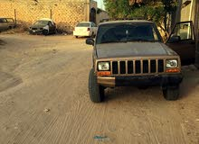 Used condition Jeep Cherokee 2001 with +200,000 km mileage