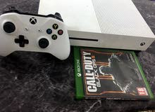 Used Xbox One S device with add ons for sale today