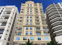 شقة للبيع مدينة نصر 200م  تسهيلات طويلة في السداد برج حديث بارقي موقع المربع الذهبي واجهة بحري