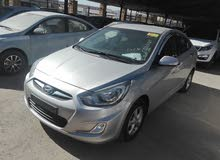 Used condition Hyundai Accent 2014 with 60,000 - 69,999 km mileage