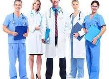 مطلوب الى المملكة العربية السعوديه اطباء