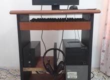 تجميعة M.b asua h81 cor i5- 4570s   2.90 Ghz  ram 8 GB 4x2 1600 Gpu gt1030ti 2GB