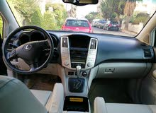 Blue Lexus RX 2006 for sale