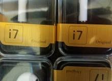 سماعات بلوتوت فردية i7 للبيع بالجملة