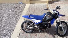 Yamaha motorbike made in 2000