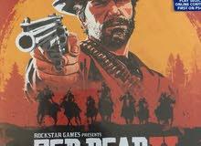 لعبة ريد ديد 2 Red Dead للبلايستيشن 4