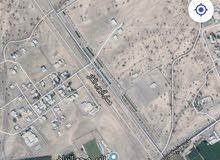 للبيع أرض سكني تجاري الموقع (الصحمي) ولاية صحم
