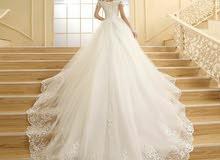 فستان عروس للبيع