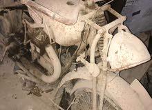 مطلوب دراجات نارية قديمة أو أية قطع غيار قديمة