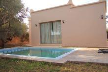 فيلا راقية غرفتين للإيجار بمدينة مراكش المغربية الساحرة