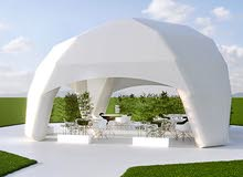 Tent CRYSTAL for rent