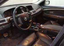BMW 745LI, FULL OPTION,  2002.