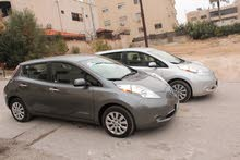 Nissan Leaf car for sale 2015 in Amman city