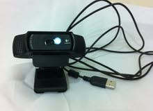 للبيع كلميرا متحركة HD Pro Webcam C920